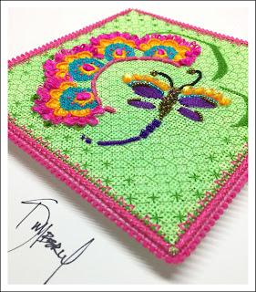Happy Little Bug, original design aKimberlydesign.com