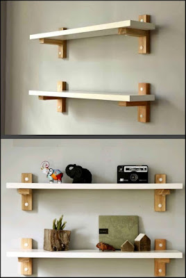 Wall shelf Minimalist Multipurpose