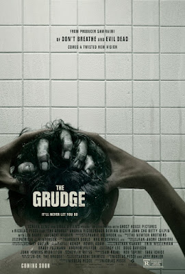The Grudge 2020 Movie Poster 2