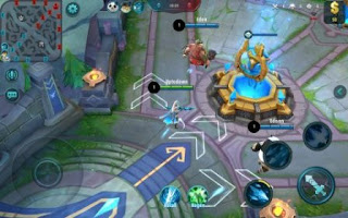 Download Mobile Legends: Bang bang Mod Apk Data v1.2.72.2751 For Android