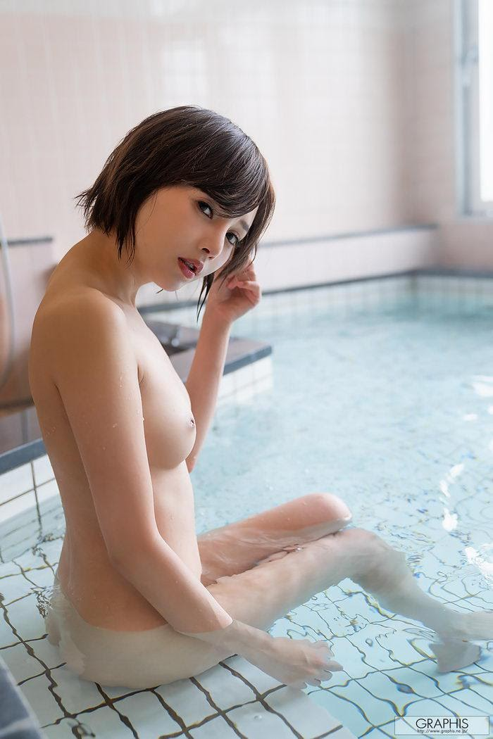 [Graphis] Gals &Riona Hirose 広瀬りおな Traverse de craie vol.5 graphis 09300