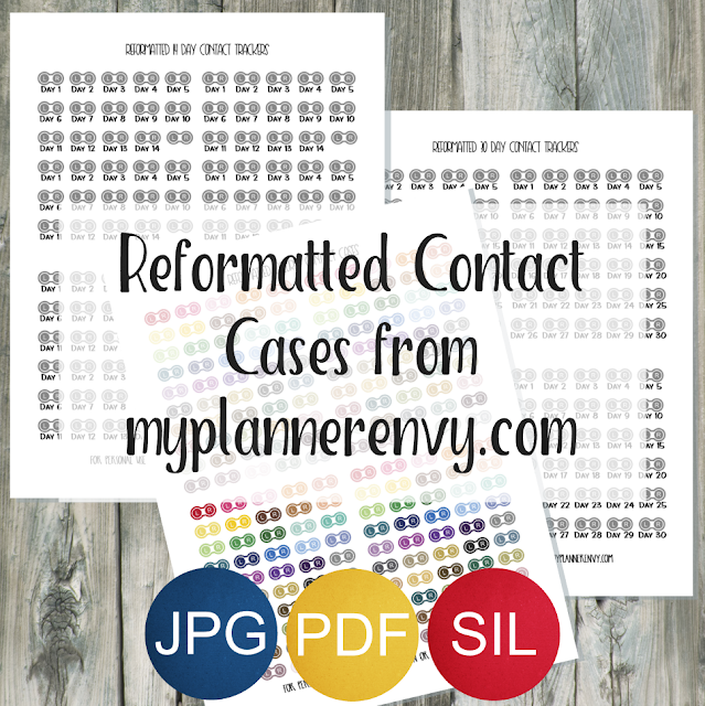 Free Printable Reformatted Contact Case Icon Trackers from myplannerenvy.com