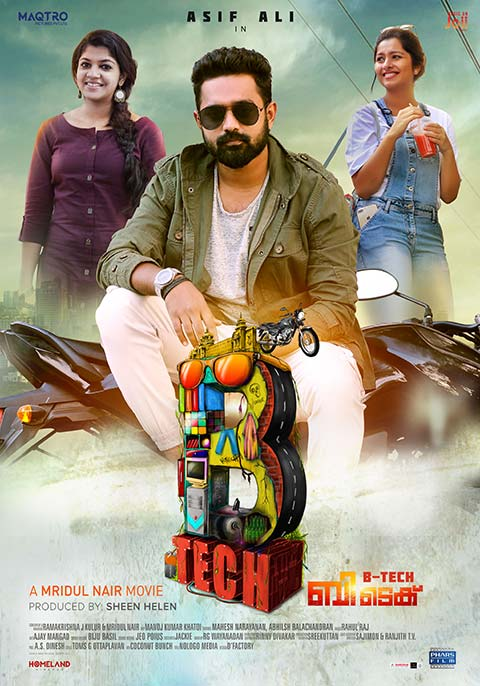 B.Tech (2018) S01 Episode 1-9 Hindi HDRip | 720p | 480p