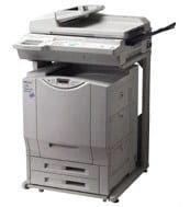 Impressora HP Color LaserJet 8550n