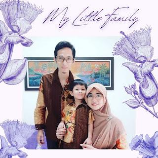 Adhiyana's family