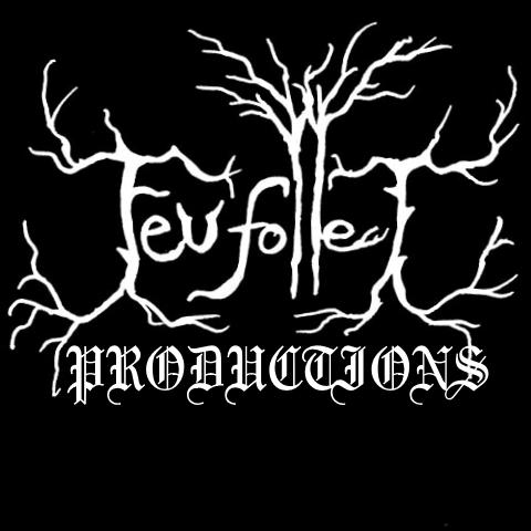 feu follet productions label black metal metal gothique