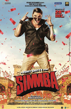 Simmba (2018) Movie Poster