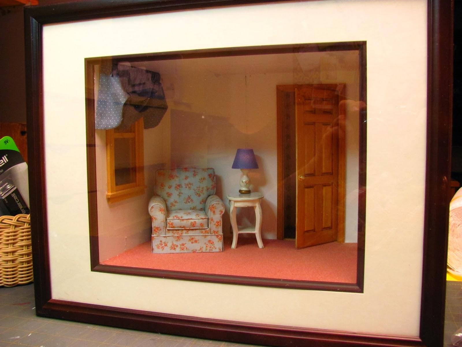 Dollhouse Miniature Furniture