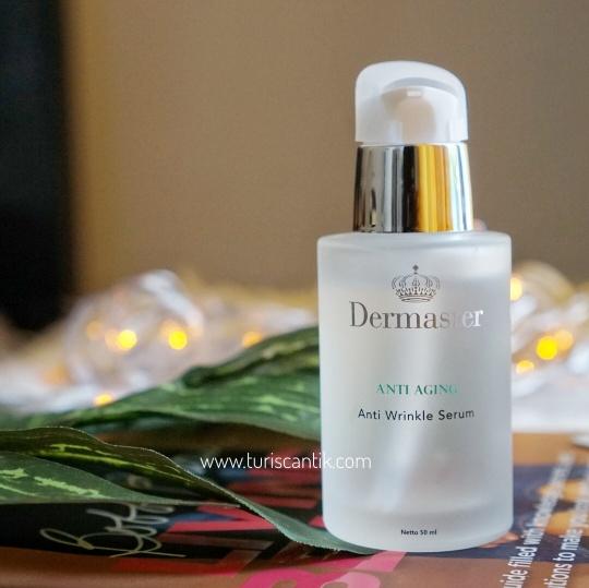 dermaster anti wrinkle serum