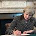Ιστορική ημέρα για τη Μ. Βρετανία – Η Μέι ενεργοποιεί το Άρθρο 50 για το Brexit