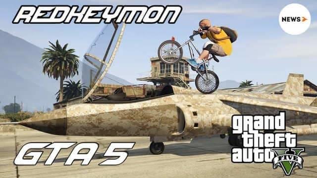 تعرف علي فيديو جديد من قناة RedKeyMon بعنوان GTA 5 المثيرة والفشل