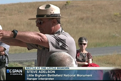 http://www.c-span.org/video/?c4605326/battle-little-bighorn