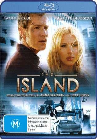 The Island 2005 BluRay 1Gb Hindi Dual Audio 720p Watch Online Full Movie Download Worldfree4u 9xmovies