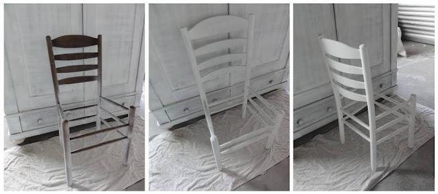 shabby chic brocante bauernstuhl binsen. Black Bedroom Furniture Sets. Home Design Ideas