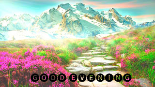 Latest Good Evening Wallpapers 2020 New Good Evening Greeting Images 2020