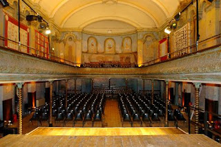auditorium by gill allen - Interview with Karen Odden, author of A TRACE OF DECEIT
