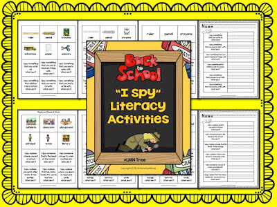 http://arlenesandberg.blogspot.com/2014/08/back-to-school-literacy-activities-and.html
