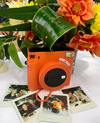 Instax SQUARE SQ1 with instax prints