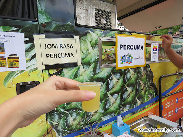 Malaysia Agriculture, Horticulture and Agrotourism (MAHA) exhibition