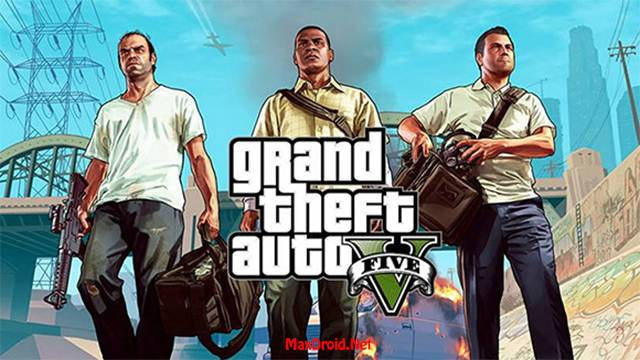 GTA 5 Mobile APK OBB 2020
