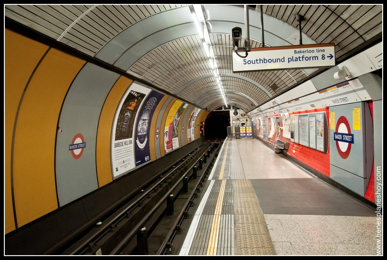 Metro de Londres (London) Inglaterra