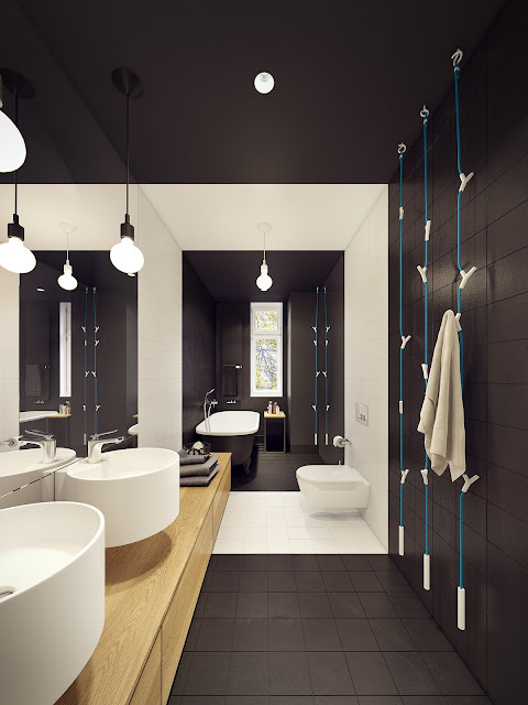 Aluminium Bathroom Gate Design