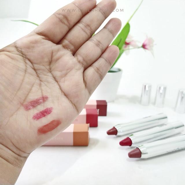 warna-warna lipstik
