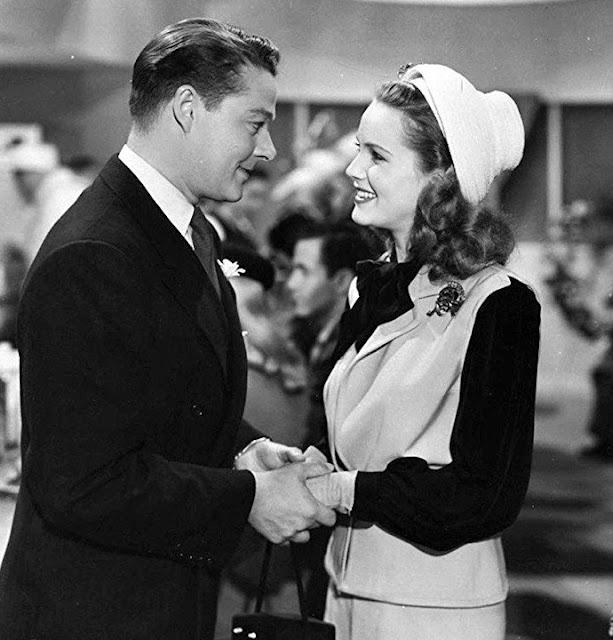 1946. William Henry, Barbara Britton - The fabulous Suzanne