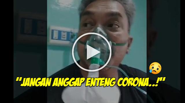 "Innalillahi, Walikota Banjarbaru Meninggal Dunia Akibat Covid-19, Sebelum Meninggal Bilang ""Jangan Anggap Enteng Corona..!"""