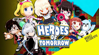 Heroes Of Tomorrow Mod APK