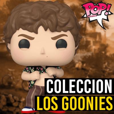 Lista de figuras Funko POP Los Goonies