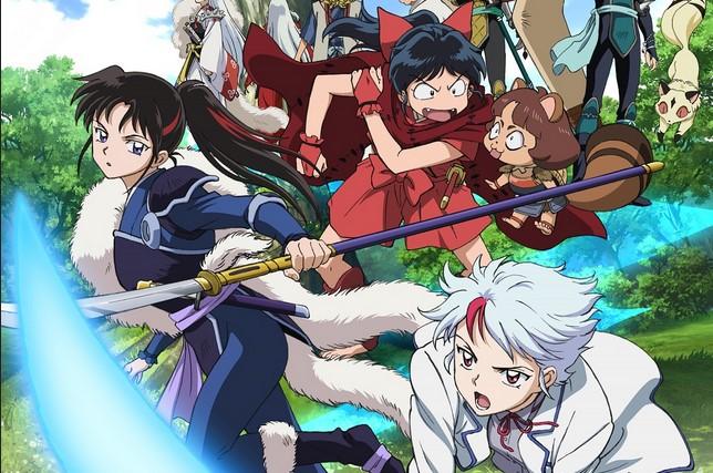 Anime Yashahime