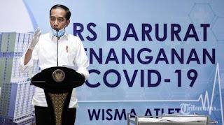 Kabar Baik di Tengah Wabah Virus Corona, Presiden Jokowi Umumkan Kebijakan Mudahkan Rakyat Indonesia