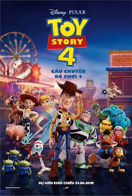 Xem Phim Câu Chuyện Đồ Chơi (Phần 4) - Toy Story 4