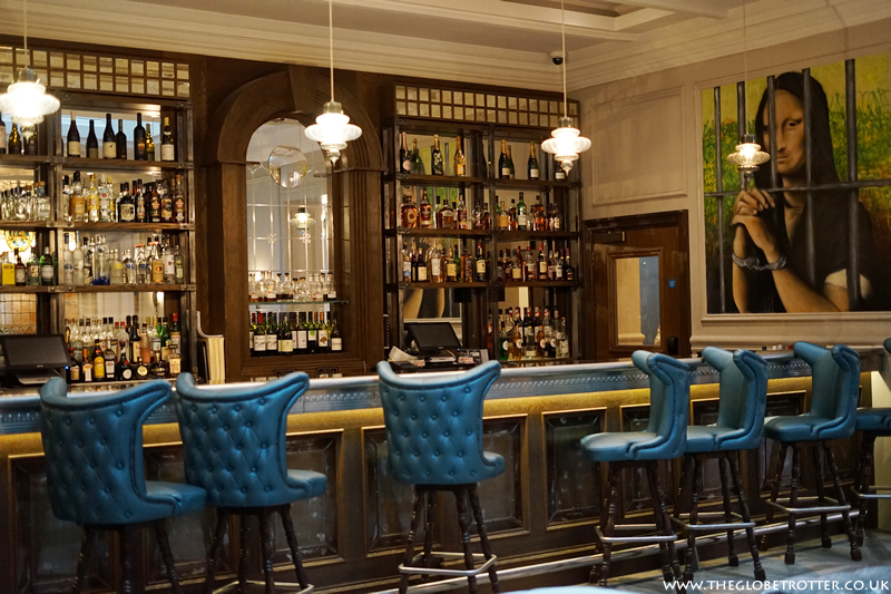 The Jailhouse Bar at The Courthouse Hotel Shoreditch