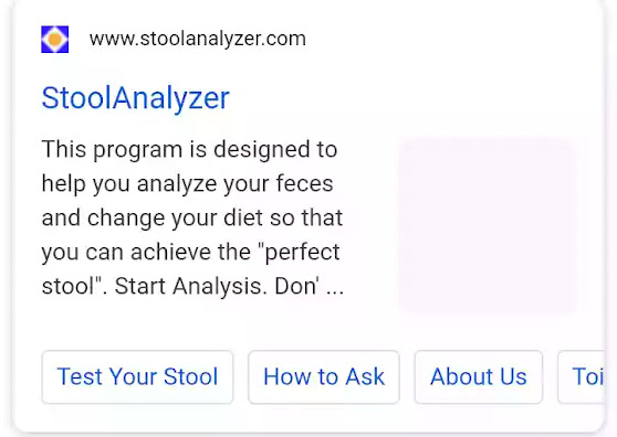 stool analyzer