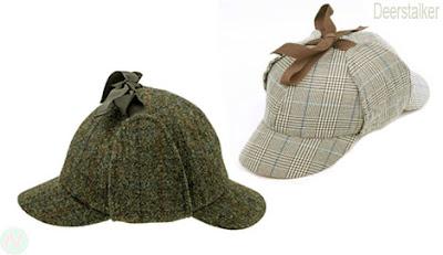 Deerstalker, Deerstalker hat