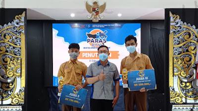 SMK TI Bali Global Badung Raih Juara 2 dan 3 Desain Website Tingkat Propinsi di Ajang Paras ICT 2021 Stiki Indomesia (3)