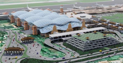 Bandar Udara Internasional I Gusti Ngurah Rai Bali