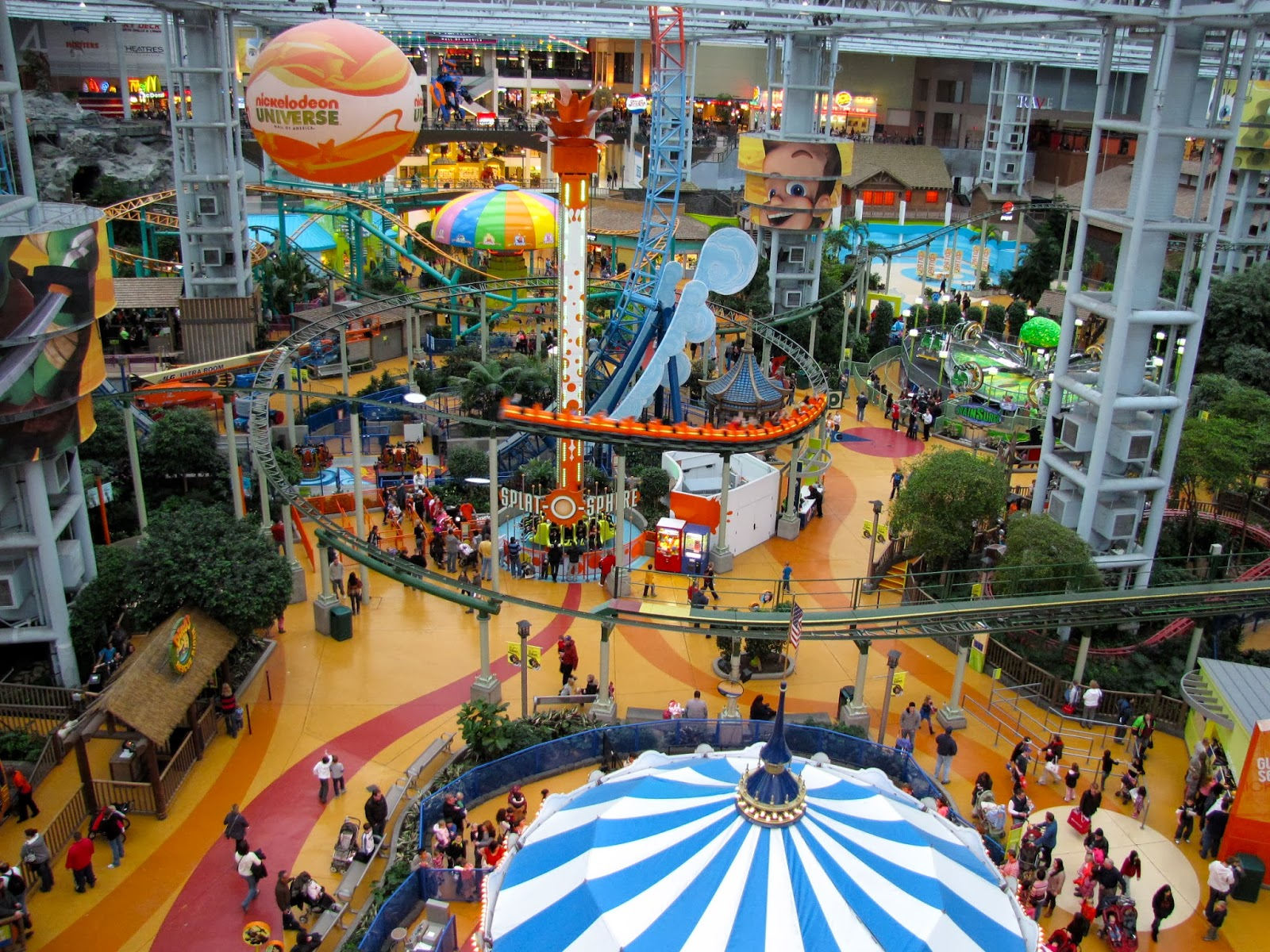 Stop by the Mall of America next time you in Minnesota (PHOTOS) : Places : BOOMSbeat