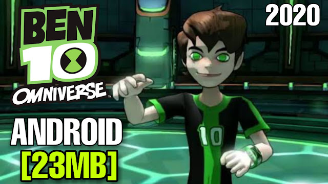 ben 10 omniverse 2 android apk download