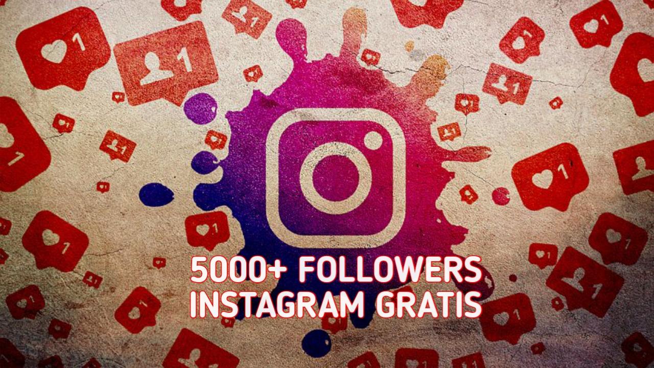 5000+  followers instagram gratis tanpa login dan password