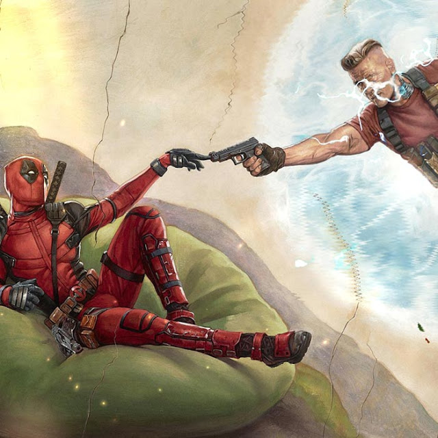 Deadpool 2 Movie - Epic Cable & Deadpool Wallpaper Engine