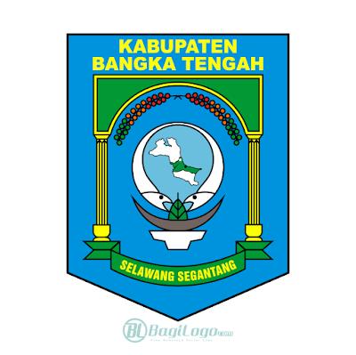 Kabupaten Bangka Tengah Logo Vector