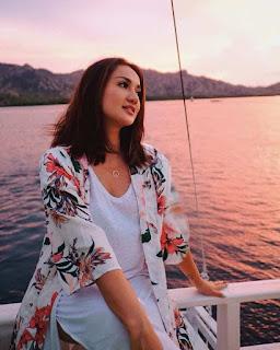 Biodata Tengku Dewi Putri pemeran Kinan Sinetron Fatih di Kampung Jawara