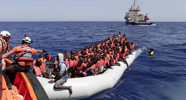الأوروبيون و مهمة صوفيا البحرية