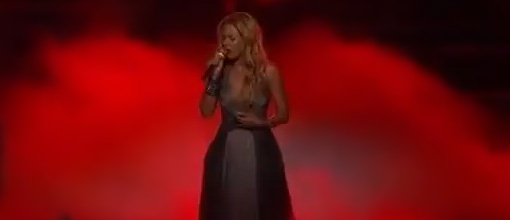 Beyonce performs '1 + 1' on American idol | Live performance