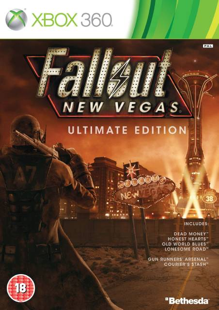 Fallout New Vegas Ultimate Edition [Jtag/RGH + DLC] - Download Game