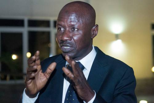EFCC Acting Chairman, Magu Names Pension Thieves