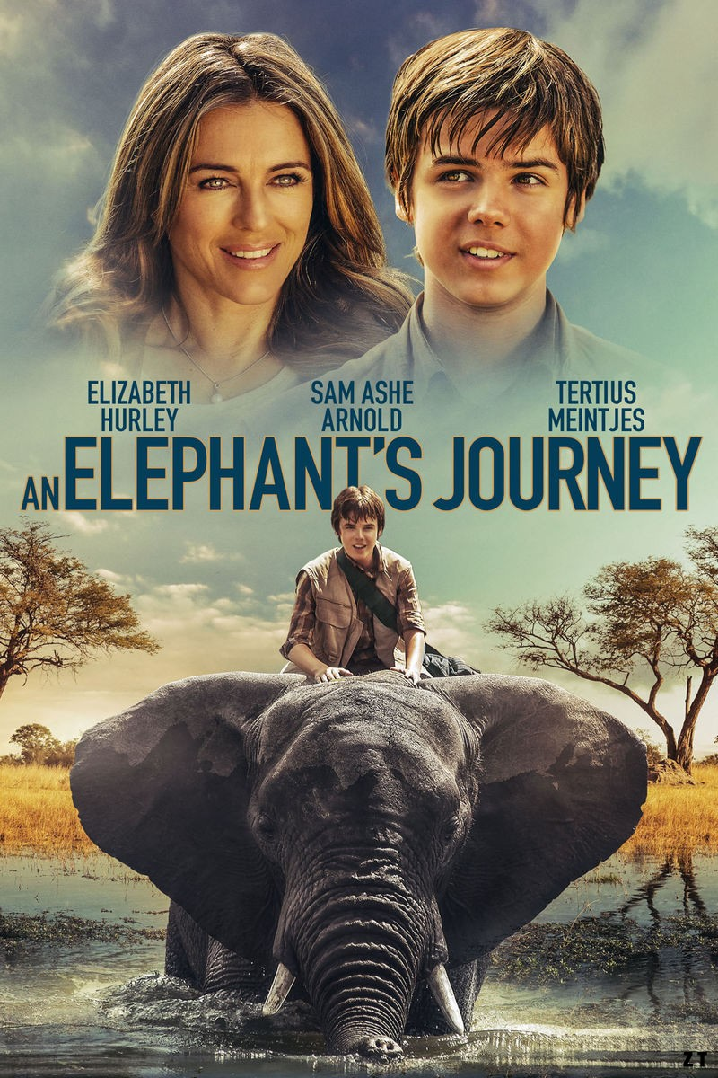An Elephant's Journey [HDRip] [Streaming] [Telecharger]
